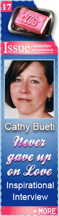 Inspirational Feature with Cathy Bueti
