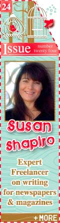 Susan Shapiro - Expert Freelancer on Writing For Newspapers and Magazines