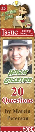 20 Questions - Hollie Gillespie by Marcia Peterson