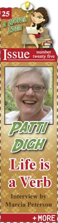 Inspiration - Patti Digh - Life is a Verb - Interview by Marcia Peterson