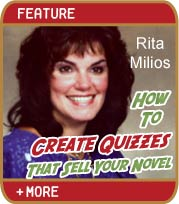 How to Create Quizzes That Sell Your Novel - Rita Milios