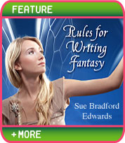 Rules for Writing Fantasy by Sue Bradford Edwards