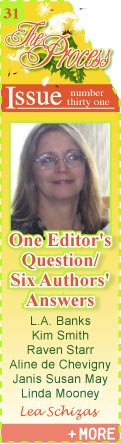 20 Questions - 6 Authors Answer - Author-Editor Zesty Relationships - Lea Schizas