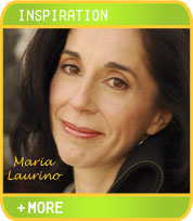 Inspiration - An Interview With Maria Laurino