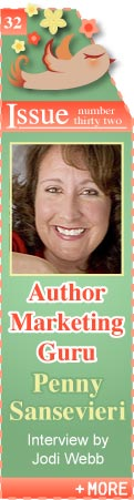 Author Marketing Expert - Penny Sansevieri