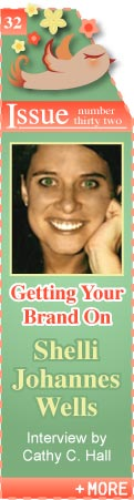 Get Your Brand On! - Shelli Johannes Wells