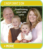 Inspiration - Overcoming Grief with Love