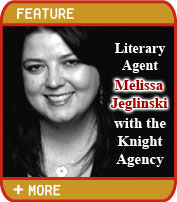 Literary Agent Melissa Jeglinski with the Knight Agency
