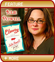 Julie Powell on her Latest Book, Cleaving