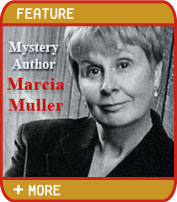 Mystery Author Marcia Muller