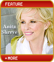 Anita Shreve, author of A Change in Attitude