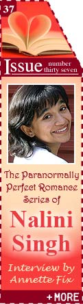 The Paranormally Perfect Romance Series of Nalini Singh - NY Times Bestselling Author