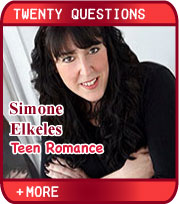 20 Questions Answered by Teen Romance Author Simone Elkeles