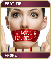 YA Novels and Censorship by Allena Tapia