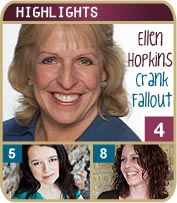 Issue 38 - Being Real, Being True: YA Authors Writing for Teens - Ellen Hopkins, Carla McClafferty, Pam Munoz Ryan