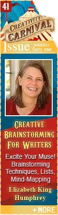 Creative Brainstorming For Writers - Excite Your Muse! Brainstorming, Techniques, Lists, Mind-Mapping - Elizabeth King Humphrey