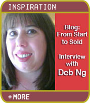 Blog From Start to Sold - Interview with Deb Ng