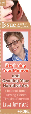 Beginning Your Memoir - Linda Joy Myers