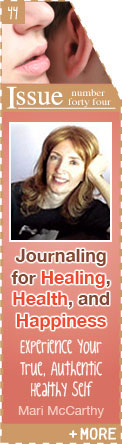 Journaling For Healing, Health and Happiness - Mari McCarthy