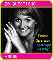 20 Questions: Elaine Spencer of The Knight Agency