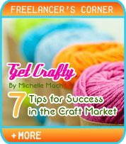 Get Crafty: 7 Tips for Success in the Craft Market