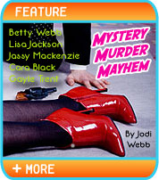 Mystery, Mayhem, and Murder: The Rules of Mystery Writing