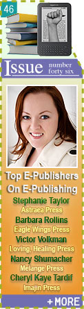 Getting the Skinny on E-Publishing: Top E-Publishers Tell Us What You Need to Know