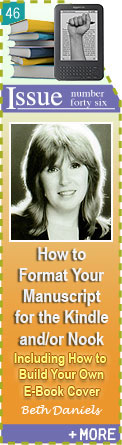 How To Format Your Manuscript for Kindle and Nook