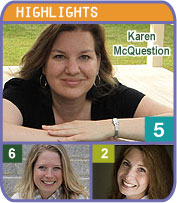 Issue 46 - The E-Publishing Revolution - Karen McQuestion, Bella Andre and H.P. Mallory