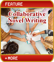 Pioneers of Cyberspace: Collaborative Novel Writing