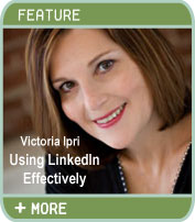 Using LinkedIn Effectively - An Interview with Victoria Ipri - Vanessa Nix Anthony