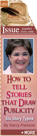 How to Tell Stories that Draw Publicity