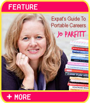 An Expat's Guide to a Portable Career - Interview with Jo Parfitt