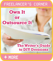 Own It or Outsource It - The Writer's Guide to DIY Decisions