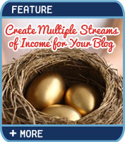 Create Multiple Streams of Income for Your Blog