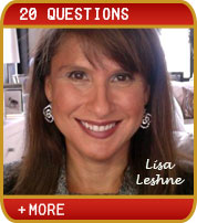 20 Questions with Lisa Leshne