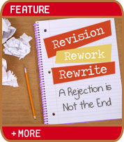 Revision Rework Rewrite - A Rejection is Not the End