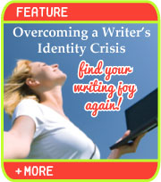 Overcoming a Writer's Identity Crisis, Find Your Writing Joy Again!