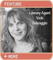 Interview with Vicki Selvaggio of the Jennifer De Chiara Literary Agency