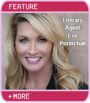 Interview with Literary Agent Eve Porinchak of the Jill Corcoran Agency