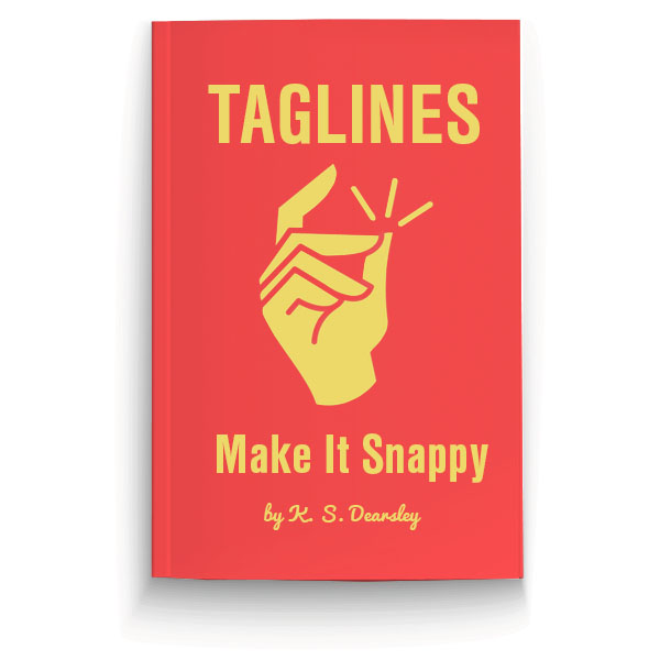 Book Taglines: Make It Snappy