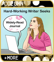 Hard-Working Writer Seeks Widely-Read Journal by Chelsey Clammer