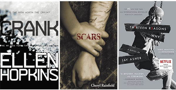 Writing About Sensitive Topics in YA Books: Ellen Hopkins, Cheryl Rainfield, Jay Asher