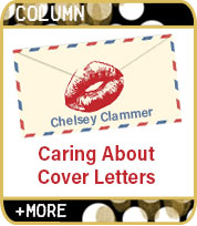 Caring About Cover Letters (because nothing says