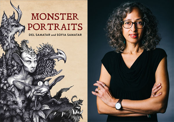 Interview with Sofia Samatar, author of Monster Portraits