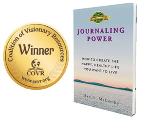 Journaling Power COVR Visionary Award