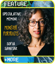 Speculative Memoir: Interview with Sofia Samatar