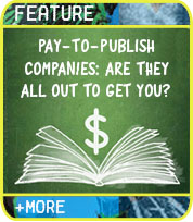 Pay-to-Publish Companies: Are They All Out to Get You?