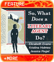 What Does a Literary Agent Do?
