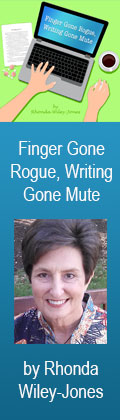 Finger Gone Rogue by Rhonda Wiley-Jones